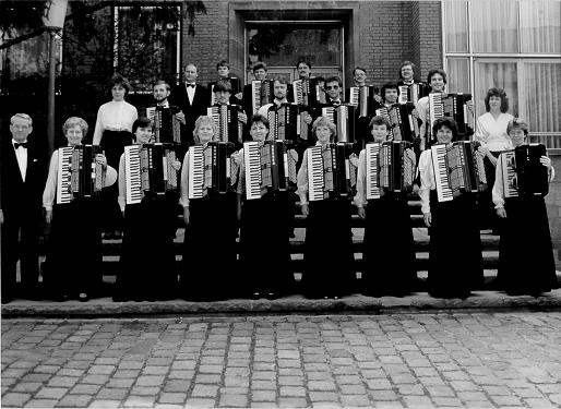 Nürnberger Akkordeonorchester 1986