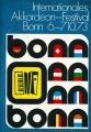 Internationales Akkordeon-Festival Bonn 1973
