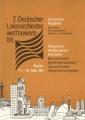 2. Deutscher Laienorchesterwettbewerb 1988 in Berlin