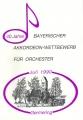 Bayerischer Akkordeon-Wettbewerb für Orchester in Germering 1990