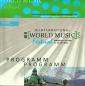 10. International World Music Festival Innsbruck 2010