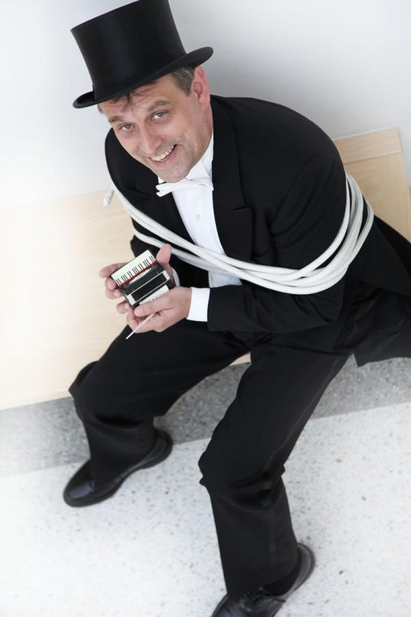 Dirigent: Stefan Hippe, Foto: Claus Hübner