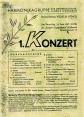 Erstes Konzert des NAO 1947