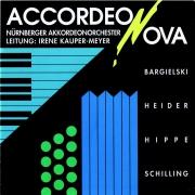 Die erste CD aus der ACCORDEONOVA Reihe