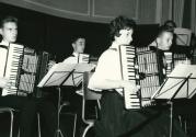 NAO beim Auftritt in Luzern 1960