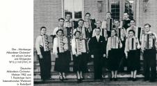 Nürnberger Akkordeonorchester im Jahr 1952