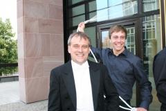 Lustige Bilder vom Fotoshooting 2011, Fotos: Claus Hübner