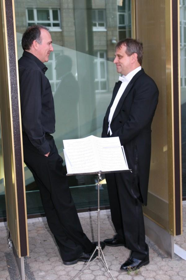 Lustige Bilder vom Fotoshooting 2011