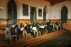 Das Nürnberger Akkordeonorchester spielt im