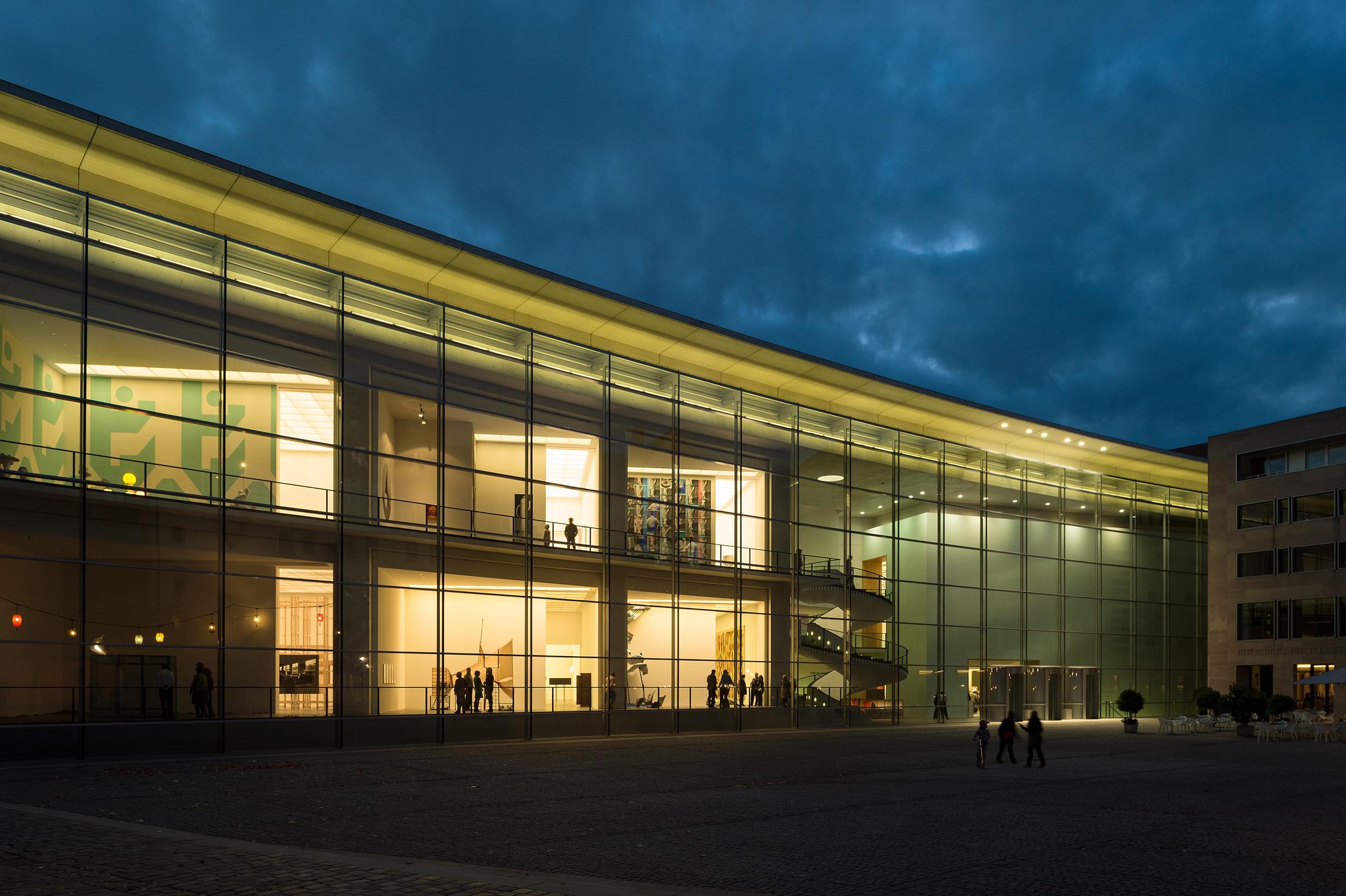 Neues Museum Nürnberg - Fotografin: Annette Kradisch